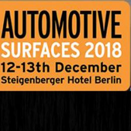 Automotive Surfaces 2018